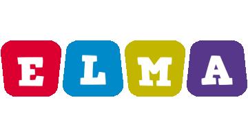 Elma daycare logo