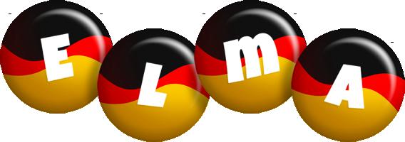 Elma german logo