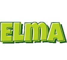 Elma summer logo