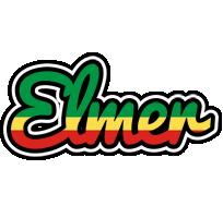 Elmer african logo