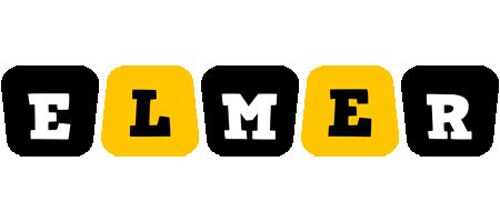 Elmer boots logo