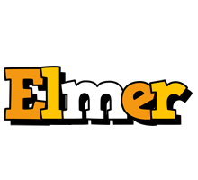 Elmer cartoon logo