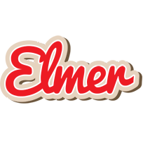 Elmer chocolate logo