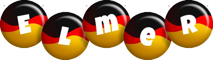 Elmer german logo