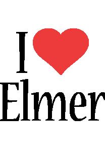 Elmer i-love logo