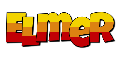 Elmer jungle logo