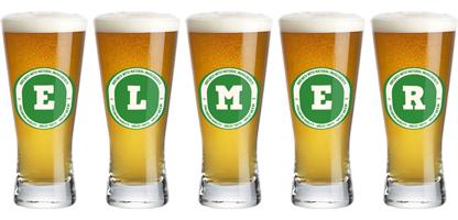 Elmer lager logo