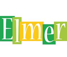Elmer lemonade logo