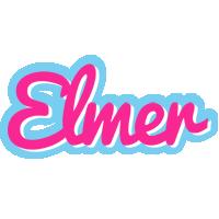 Elmer popstar logo