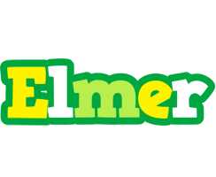 Elmer soccer logo