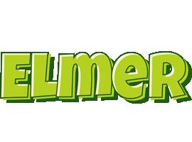 Elmer summer logo