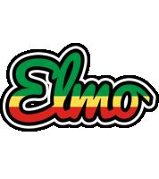 Elmo african logo