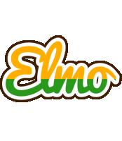 Elmo banana logo