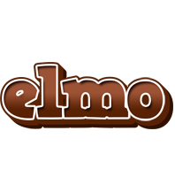 Elmo brownie logo