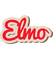 Elmo chocolate logo