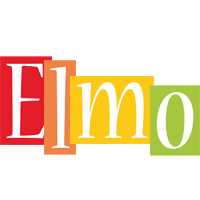 Elmo colors logo