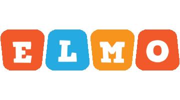 Elmo comics logo