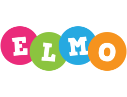 Elmo friends logo