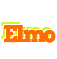 Elmo healthy logo