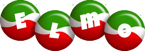 Elmo italy logo