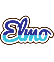 Elmo raining logo