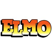 Elmo sunset logo