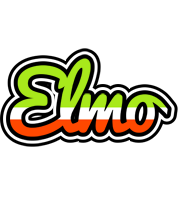 Elmo superfun logo