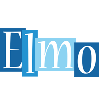 Elmo winter logo