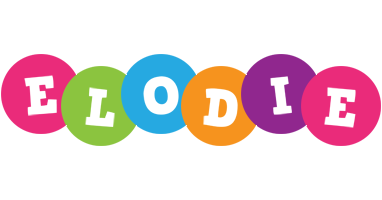 Elodie friends logo