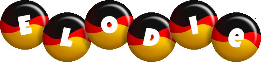 Elodie german logo