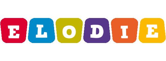 Elodie kiddo logo