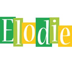 Elodie lemonade logo