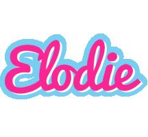 Elodie popstar logo