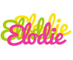Elodie sweets logo
