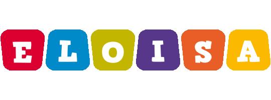 Eloisa kiddo logo