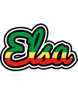 Elsa african logo