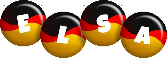 Elsa german logo