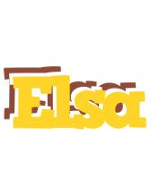 Elsa hotcup logo