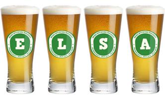 Elsa lager logo