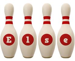 Else bowling-pin logo