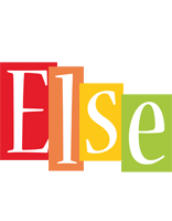Else colors logo