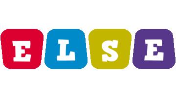 Else daycare logo