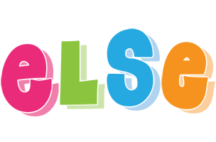 Else friday logo