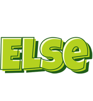 Else summer logo