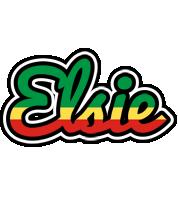 Elsie african logo