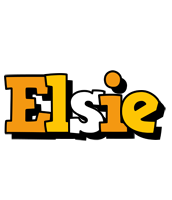 Elsie cartoon logo