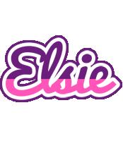 Elsie cheerful logo