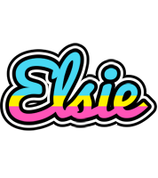 Elsie circus logo
