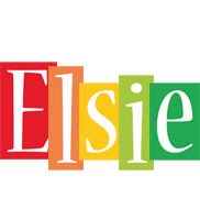 Elsie colors logo