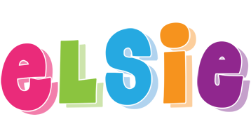 Elsie friday logo
